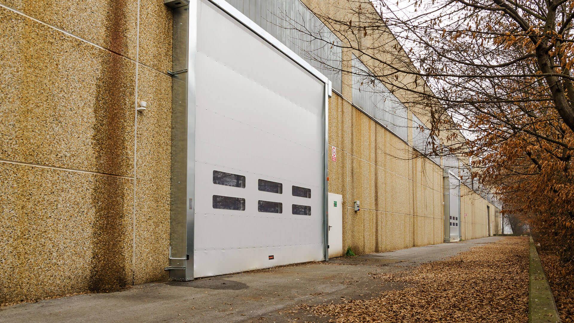 luciano porte pvc, porte rapide pvc, porte industriali, luciano chiusure