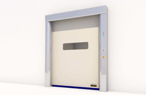 Porte per camere bianche