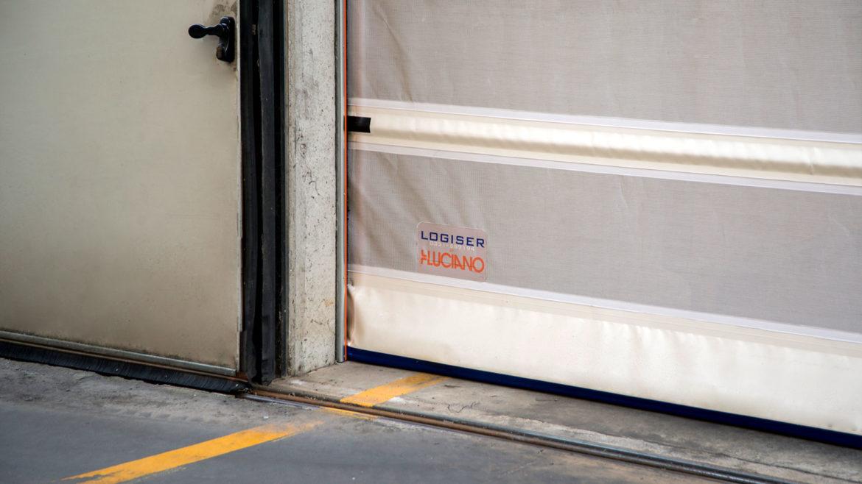 porte pvc, porte rapide luciano, rapid doors, chiusure industriali, luciano chiusure, porte manto pvc, chiusure rapide pvc