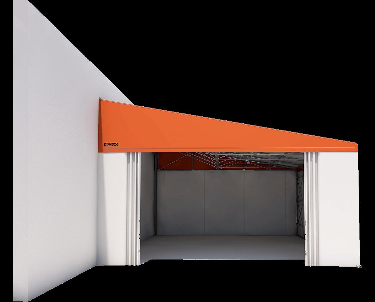 Tunnel Mobili PVC